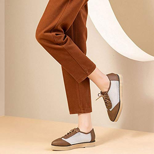 Casual Chaussures Lydee Femmes 2 Oxford marron ER1qFxw0q