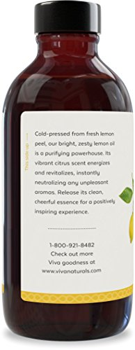 Viva-Naturals-Lemon-Oil-4-oz-100-Pure-Therapeutic-Grade-Cold-Pressed-from-Fresh-Lemon-Peel-Natural-Cleaning-Solution
