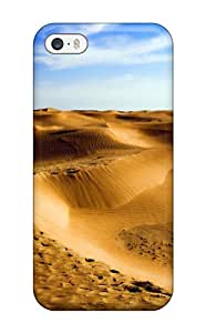 Cute Appearance Cover/tpu AtpfLOj5903qrDTa Desert Case For Iphone 5/5s