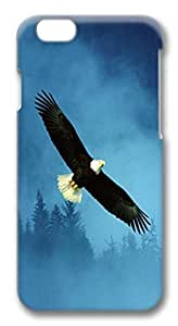 iphone 6 4.7inch Case Bald Eagle 2 Animal TPU Custom iphone 6 4.7inch Case Cover