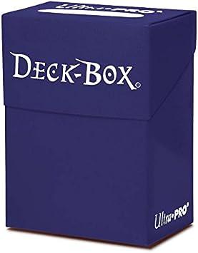 Ultra Pro - Caja para cartas coleccionables, 80 cartas (12876 ...