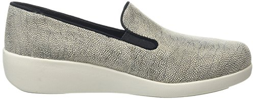 38 Stone Fitflop Mocassini Pebbleprint EU Donna Pop Skate F TTqxwzFA