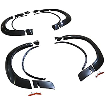 Amazon.com: Demon Style Fender Flares Compatible With 15