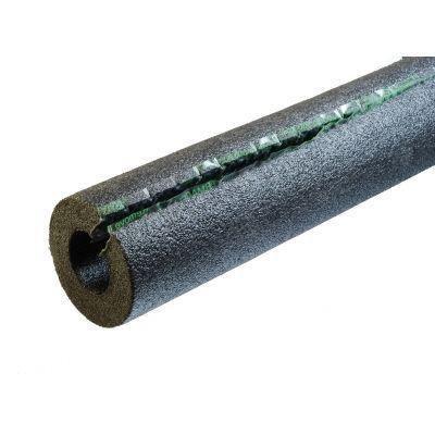 Tubolit DGS11038 Self Seal 1-1/2'' IPS x 3/8'' Foam Pipe Insulation - 126 Lineal Feet/Carton, Polyethylene by Tubolit