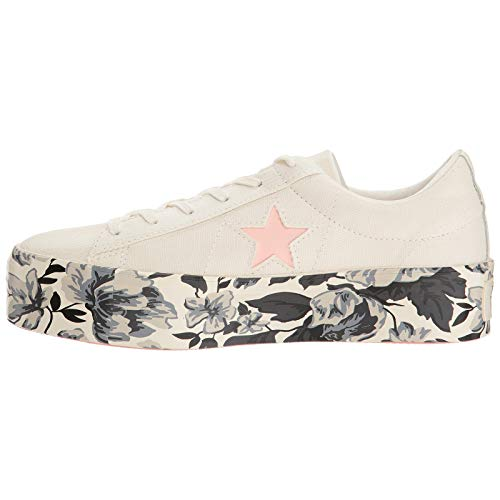 Converse Storm One Lifestyle Pink para Zapatillas Ox Platform Star Multicolor Mujer 281 Egret Black wgSnqawp
