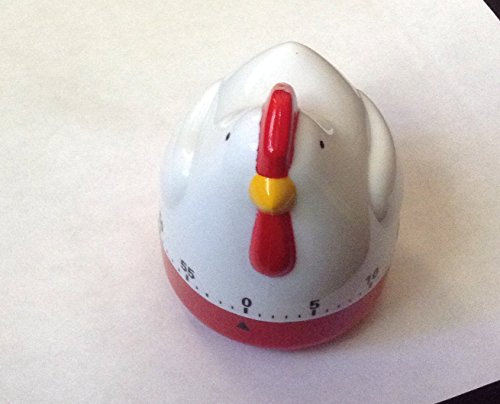 Rooster Kitchen Timer 60 minutes