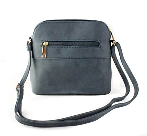 Tassel Rh170515 Faux Women's Leahward Nice Cross Body Leather Handbags Navy Bags qtvCxpxTw