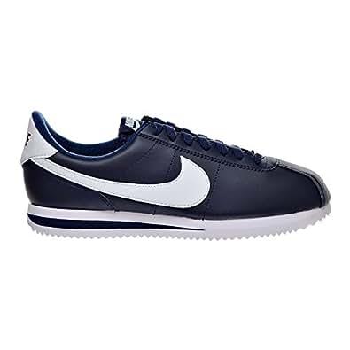 Amazon.com | Nike Cortez Basic Leather Men's Shoes