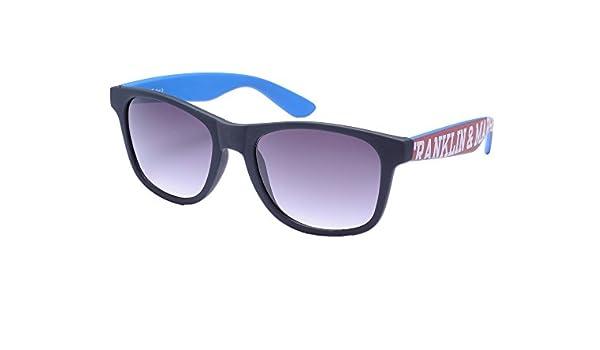 Franklin & Marshall gafas de sol SUUA9202S15 negro/rojo ...