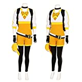 Women's Pokemon Go Trainer Hoodie Jumpsuit Team Valor Instinct Mystic Cosplay Costume Medium