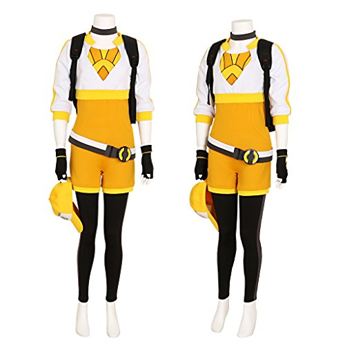 Women's Pokemon Go Trainer Hoodie Jumpsuit Team Valor Instinct Mystic Cosplay Costume Small