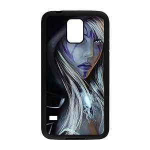 Samsung Galaxy S5 Cell Phone Case Black Defense Of The Ancients Dota 2 DROW RANGER 010 LQ7417718