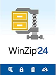 Corel WinZip 24 Standard | File Compression & Decompression Software | Subscription-Free [PC Download] [Ol