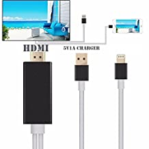 2M Lightning To AV HDMI/HDTV TV Cable Adapter For Apple iPad iPhone7 5S 6 6S Plus Support IOS10