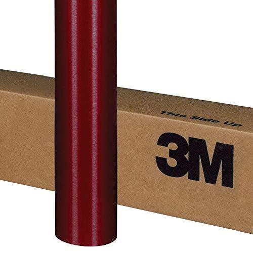 car wrap vinyl red - 9