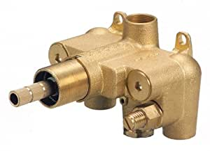 """Danze D155000BT Single Handle 0.75"""" Thermostatic Shower"""