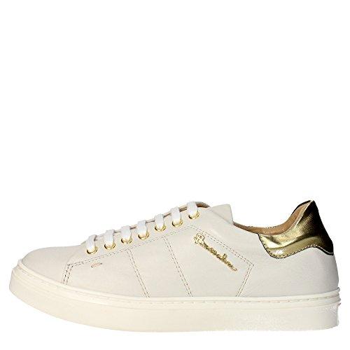 Braccialini B7 Sneakers Femme Cuir Beige Beige 40
