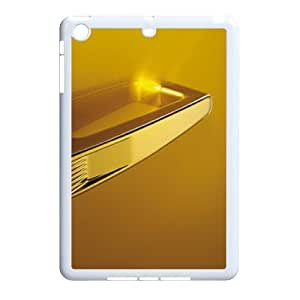 CHSY CASE DIY Design Fashion Style Tyrant Gold Pattern Phone Case For iPad Mini