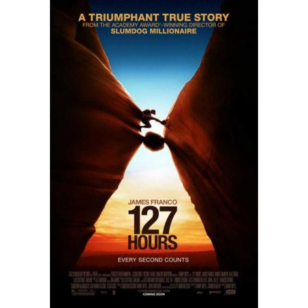 LAMINATED POSTER 127 Hours Movie Poster Print (27 x 40)