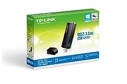 TP-Link AC1200 Wireless Dual Band USB Adapter (Archer T4U)