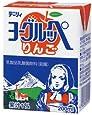 .南日本酪農協同 デーリィ ヨーグルッペ りんご 紙パック200ml×24本入[HF]