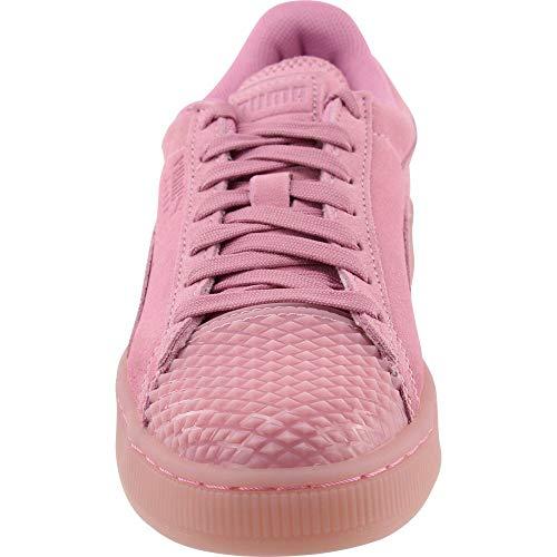 Pink Pelle Donna E Scamosciata prism Puma Gomma Prism Pink fRBqB8xw