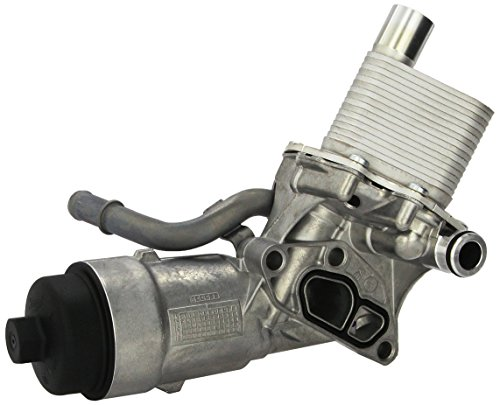 ACDelco 55566784 GM Original Equipment Engine Oil Cooler and Oil Filter Assembly
