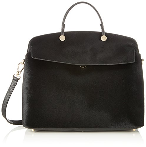 Furla Onyx Handle Top Noir Sac M Piper My 1nHq41aP