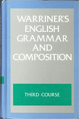 Amazon warriners english grammar composition third course warriners english grammar composition third course grade nine student edition fandeluxe Image collections