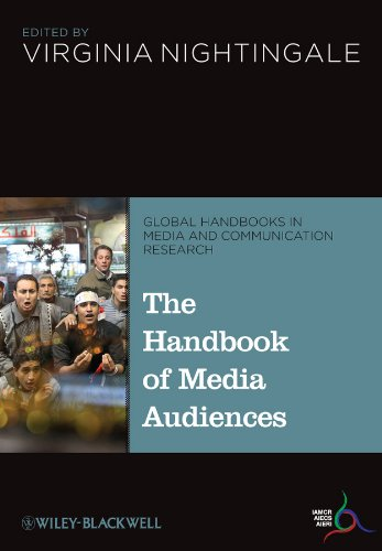Download The Handbook of Media Audiences (Global Handbooks in Media and Communication Research) Pdf