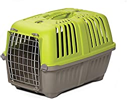 Midwest Homes for Pets Spree Travel Carrier, Verde, 48.26cm
