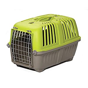 Midwest Spree Travel Pet Carrier, Dog Carrier Features Easy Assembly and Not The Tedious Nut & Bolt Assembly of…