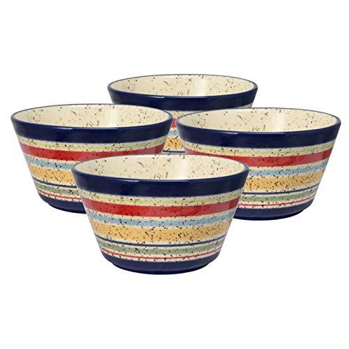 Pfaltzgraff Sedona Soup Cereal Bowls, Set of 4