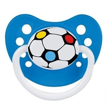 Amazon.com: Chupete Anatómico de Socker jugadores Collection ...