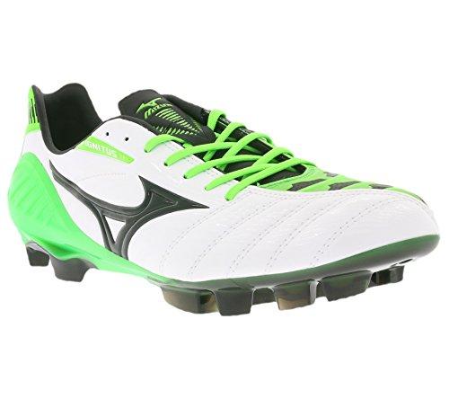 Mizuno Wave Ignitus 3 MD botas de fútbol para hombre P1GA153037 verde