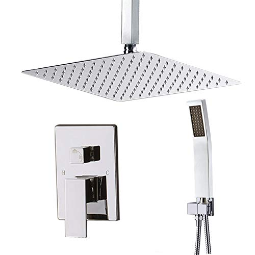 (STARBATH Ceiling Mount Shower System with High pressure 12