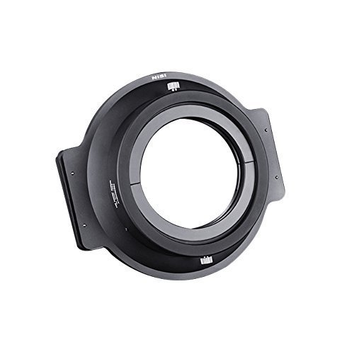 NiSi 150mm Aluminum Square Filter Holder Specially for Canon 14mm Lens 360 Degree Rotation,Without Vignetting Design by NiSi