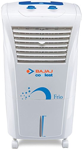 Bajaj Frio Air Cooler for Medium Room (23 L, White)