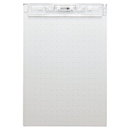 Lihit Lab., Inc. clipboard A5067-25 Crystal ultra-thin