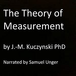The Theory of Measurement Audiobook