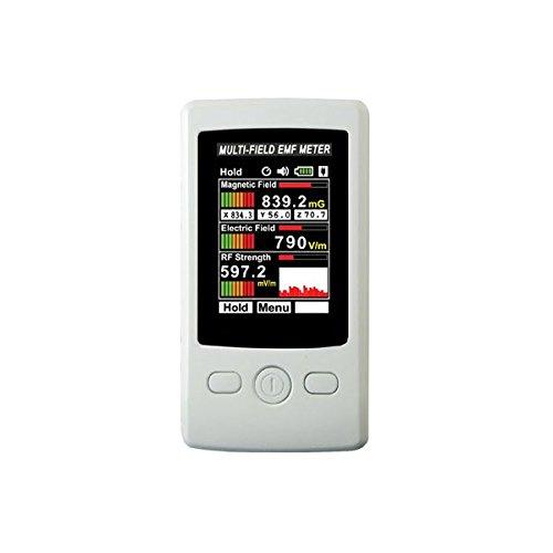 Comprobador de microondas BF 50 Hz + HF 50 MHz a 3 GHz portátil ...