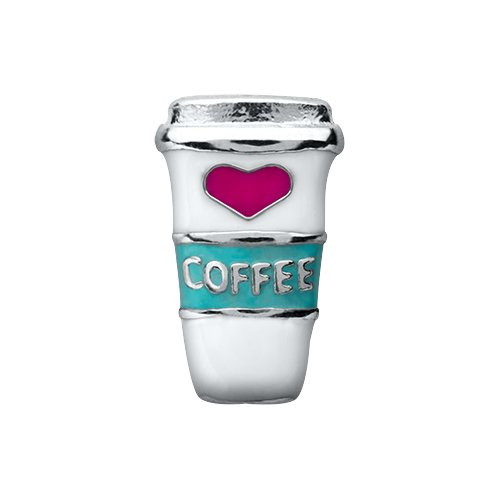 TK Lockets ~ TO GO COFFEE CUP CHARM