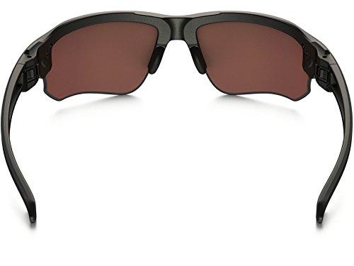 Oakley - Speed Jacket - Satin Black Frame- Prizm Deep Water Polarized Lenses by Oakley