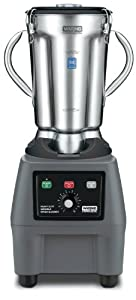 Waring CB15V 3.75 HP Variable-Speed Food Blender with Electronic Keypad, 1 Gallon