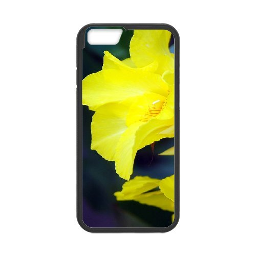 """SYYCH Phone case Of Bright Color Flower 1 Cover Case For iPhone 6 Plus (5.5"""")"""