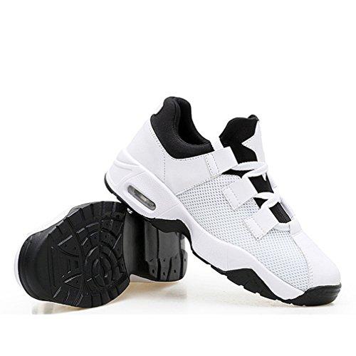 compensé voyage course amoureux mode jogging sport loisir pour mixte basket running de sneakers chaussure Adulte wOWxYCtqzc