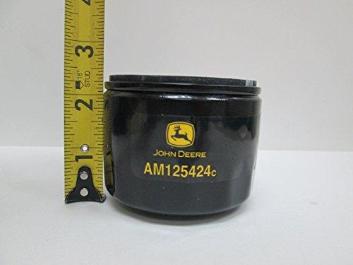 """3""""/1 lb John Deere Oil Filter AM125424"""