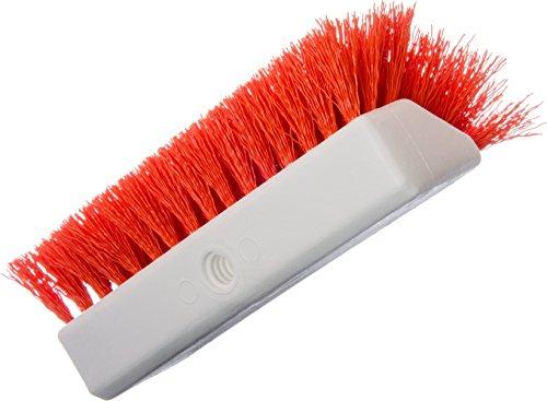 Carlisle 4042324 Hi-Lo Floor Scrub Brush, Orange (Pack of 12) by Carlisle (Image #2)