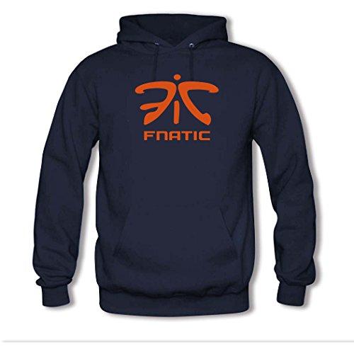 Hot Fnatic Logo For boys/girls Printed Sweatshirt Pullover Hoody
