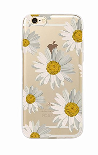 Indiana Daisy - Daisy Sunflower Floral Flower Soft Clear Phone Case Fundas Coque For Phone 2 For Samsung S9 Plus
